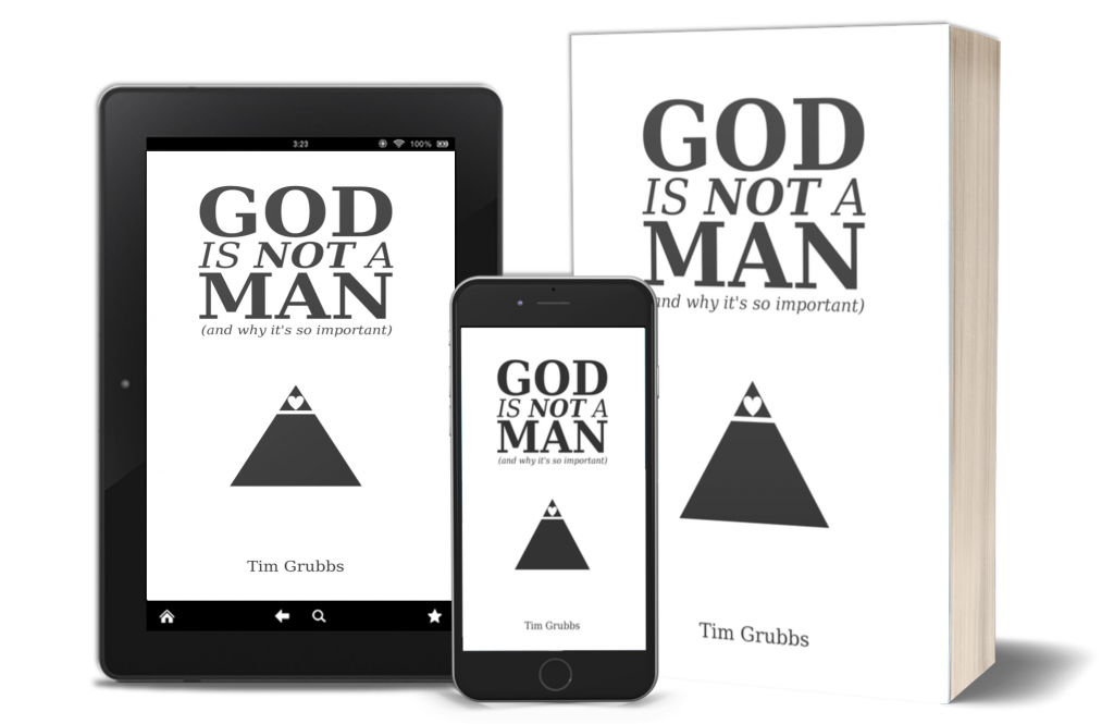 The book 'God is Not a Man: (and why it's so important)'